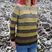 As You Like It Sweater pattern
