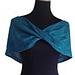 Moss Diamond and Lozenge Shoulder Wrap pattern
