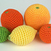 Amigurumi Citrus Collection pattern