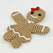 Gingerbread Girl EXPANSION PACK pattern