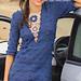 # 23 Tunique cintrée pattern