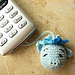 Piggie Cellphone Ornament pattern