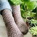 Botanica Socks pattern