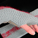 Dragon Skin Wrist Warmers pattern