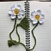Blooming Bookmark pattern