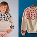 """Bucolique"" sweater pattern"
