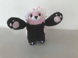 Crochet PATTERN Dachshund / amigurumi dog / pdf tutorial dog ... | 240x320