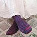 Slip Up Socks pattern