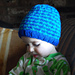 Slipping Stripes Hat pattern