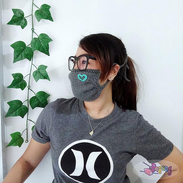 Sitoresmi Face Ajeng Pattern By Mask Everyday