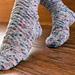 Directional Socks pattern