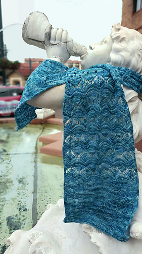City of Fountains Scarf