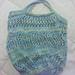 Meshy Tote pattern