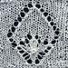 1. Waterlily: single motif pattern