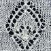 2. Double waterlily 1: single motif pattern