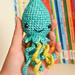 Kawaii Squid pattern