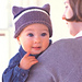 Lil' Critter Hat pattern