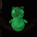 Glow in the dark Kuchi Kopi pattern