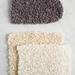 Washcloths and Scrubbing Mitt pattern