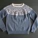 Bobble Yoke Sweater for Women pattern