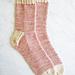 Pixel Stitch Socks pattern