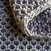 Beautyberry Blanket pattern