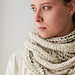 Syncopated Cowl pattern