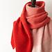 Cashmere Ombré Wrap pattern