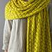 Daffodil Lace Wrap pattern