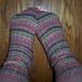 Michelle's Basic Socks pattern