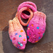 No Thumb Thrummed Mitts For Baby pattern