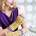 Gold Fingerless Gloves pattern