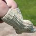 Infant's Fancy Silk Sock pattern