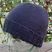 Aran-weight Watch Cap pattern