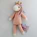 Nilla the Unicorn pattern