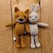 Fox & Bunny pattern