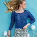 Sapphire Sweater pattern