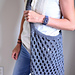 Honeycomb Tote Bag pattern