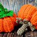 Stuffed Halloween Pumpkin pattern