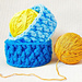Textured Organizer Baskets pattern