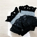Lacy Fingerless Gloves pattern