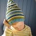 Vårlue til barn pattern
