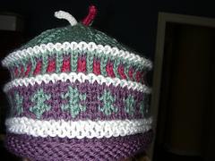 Stephanie's hat