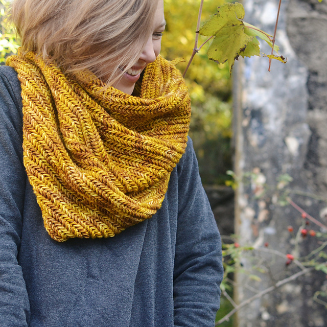 Indie Design Gift Along 2020 Favourite Cowl Patterns 41