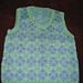 Argyle Vest pattern