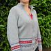 Zip Lock Sweater pattern