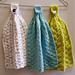 Hanging Kitchen Towels pattern