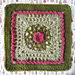 Sweet Buttercup Square pattern