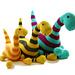 Basil the Boogie-Woogie Brontosaurus pattern