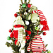 Holly, Ivy and Steve Three Christmas Hooligan Ornaments pattern